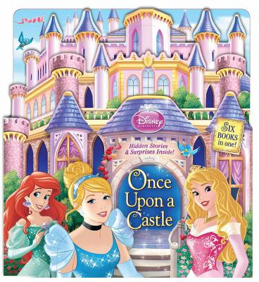 Disney Princess Once upon a Castle By Disney Princess (CRT)